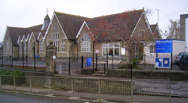 Wincanton Primary School - South Street
