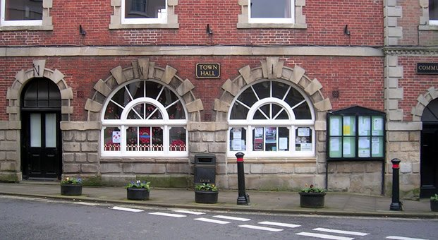 Wincanton Town Hall - and community office
